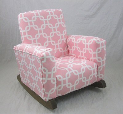 Gotcha Pink Chair