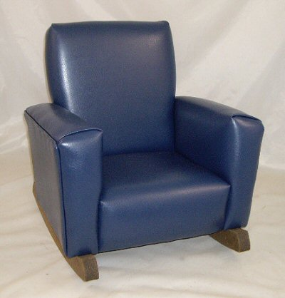Navy Lexus Chair