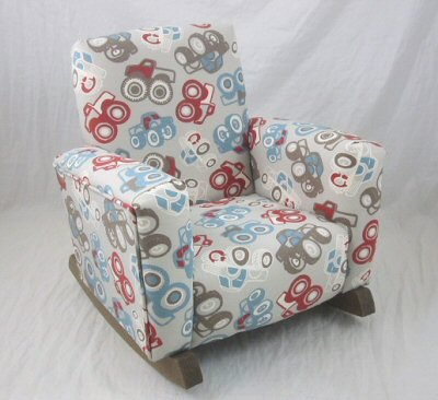 Off Road Pewter Chair