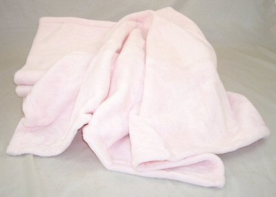 Pink Micro Fleece Blanket