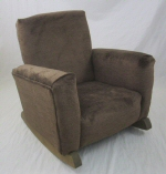 Brown Toddle Rock Rocking Chair