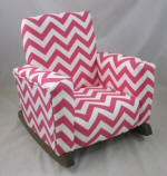 Zig Zag Candy Pink Toddle Rock